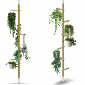The PlanterPole™ Plant Stand and Hanger